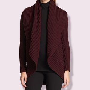 Ralph Lauren Black Label Cashmere Circle Sweater